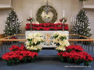 Christmas at Reformation
