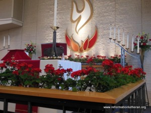 Service of Pentecost