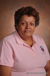 Millie Castillo Housekeeper Reformation Lutheran Church