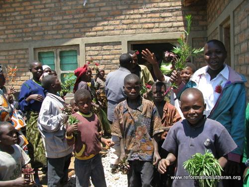 Reformation Lutheran; Utanziwa Tanzania