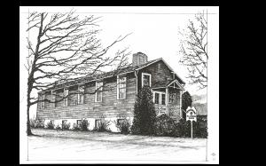 Reformation Lutheran Church barracks history