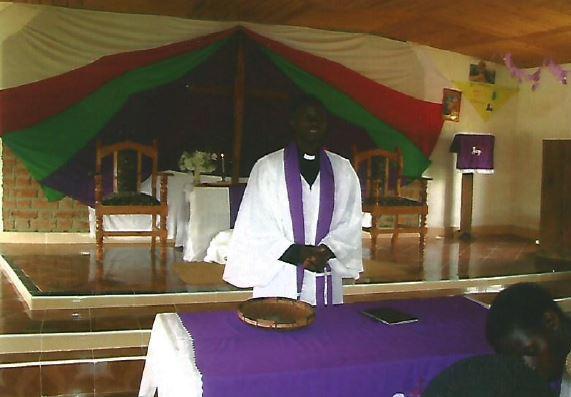 Pastor Isack Tweve